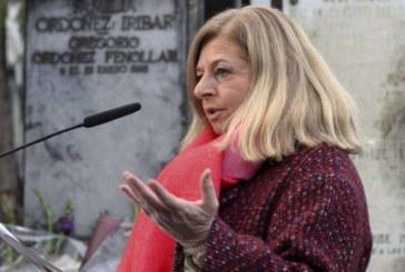 Ordóñez cree «una vergüenza» que no se explique el terrorismo en los colegios