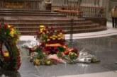 El Tribunal de Estrasburgo rechaza paralizar la exhumación de Franco