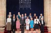 Entrega de los Premios Princesa de Asturias 2019
