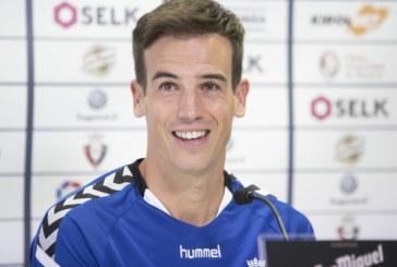 "Íñigo Pérez: ""Si fuese por mí me convocaba frente al Granada"""