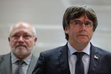 La Fiscalía belga pedirá mañana que Puigdemont sea entregado a España