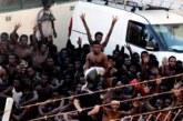 Primera condena a inmigrantes por organizar un salto masivo a la valla de Ceuta