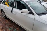 Detenidos como autores de una oleada de robos en vehículos en la Ribera de Navarra
