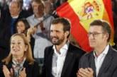 Feijóo afirma que el PSOE debe parar «la coalición» entre el PSOE y Podemos