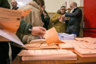 10N: Menor participación y mal tiempo marcan una jornada electoral en Navarra sin incidencias