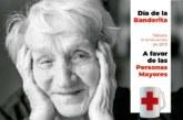 Cruz Roja celebra el Día de la Banderita a favor de las personas mayores