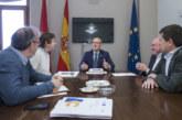 Ciriza defiende necesidad de infraestrutcuras para cohesión territorial