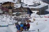 Varias estaciones de esquí adelantan su apertura a este fin de semana