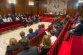 Docentes e investigadores rinden homenaje al catedrático Manuel Casado en la Universidad de Navarra