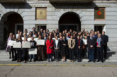 """El IESO Iñaki Ochoa de Olza recoge el XI Premio Nacional de Educación para el Desarrollo """"Vicente Ferrer"""""""