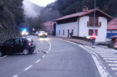 La Policía foral atiende 36 accidentes con 13 heridos el fin de semana