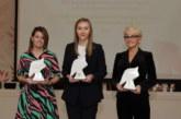 Ezquerra, Bukareva y Loperena reciben los XXII Premios Empresaria, Directiva y Emprendedora Navarra 2019