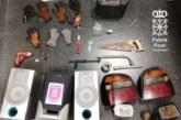 Detenido en Caparroso un conductor con un coche robado por tráfico de dogas