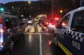 Herida una mujer tras ser atropellada cuando pasaba con el semáforo en rojo