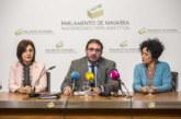 Programa de actividades en el Parlamento Foral con motivo del Día de Navarra 2019