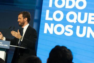 Casado hace a Sánchez responsable si se produce violencia el 10N en Cataluña