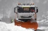El viento y la nieve azotan el norte y condicionan tráfico, trenes y aviones en España