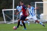 0-1. Osasuna se lleva el amistoso ante la Real con un gol de Iñigo Pérez