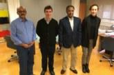 Navarra colaborará en materia de migraciones e inclusión con la Delegación Saharaui