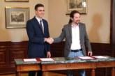 Los diez puntos del preacuerdo PSOE-Podemos para un Gobierno de coalición