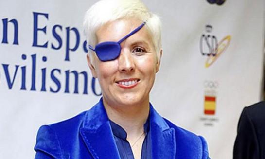 La expiloto María de Villota, hallada muerta en un hotel de Sevilla