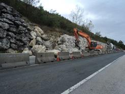 El lunes se cortará durante un mes la ronda de Pamplona (PA-30), entre las rotondas de Oricáin y Arre
