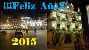 Navarra Información os desea un Feliz Año 2015