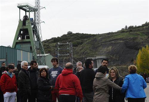 Luto en Castilla y León por la muerte de los seis mineros