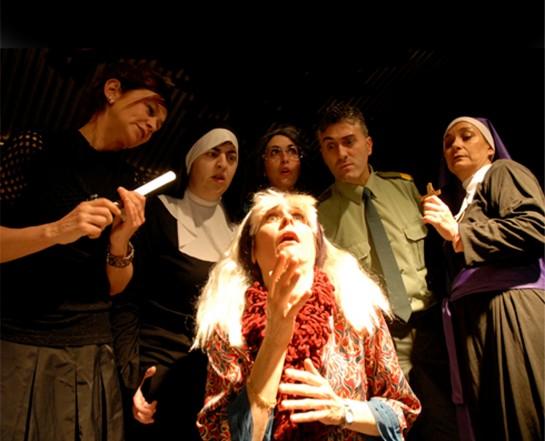Comedia teatral 'Aquí va a pasar algo muy gordo', mañana a las 20h en Civivox Iturrama