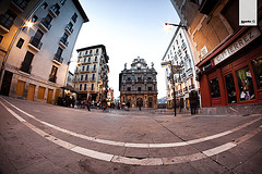 Pamplona ahorrará unos 183.000 euros con el cambio de hora de este domingo