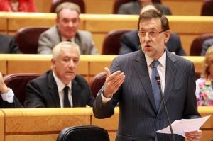 """Para Rajoy el debate sobre el aforamiento del Rey """"no tiene ningún sentido"""""""