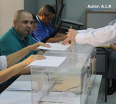Elecciones 25 M: Mañana se montarán 179 mesas electorales, en 23 centros diferentes en Pamplona