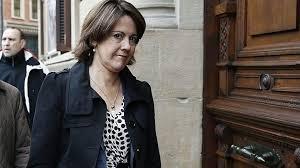 """Barcina sostiene que en este gobierno """"no hay corrupción"""""""