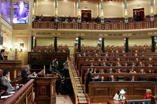Los diputados tendrán que votar la ley de abdicación en voz alta el día 11 de junio