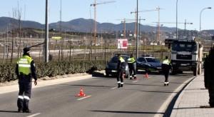 El número de muertos por accidente de tráfico en 2013 registra en España un mínimo histórico