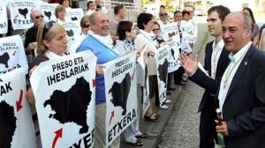 Confirmado el acto homenaje en Durango el sábado 4 de enero a los presos de ETA excarcelados