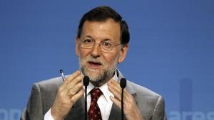 Mariano Rajoy anuncia que la luz subirá un 2,3 % a partir del 1 de enero