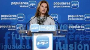 Arantza Quiroga, presidenta del PP vasco, minimiza la ausencia de figuras en la convención de Valladolid