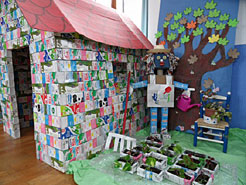 El colegio público de Pitillas recibe un premio nacional