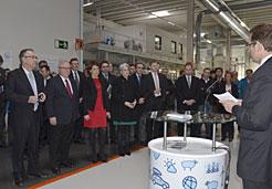 Volkswagen Navarra inaugura dos nuevas instalaciones