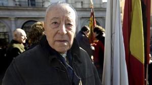 Muere Blas Piñar, líder histórico de la extrema derecha española, a los 95 años