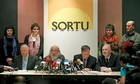Sortu exige la marcha de las Fuerzas de Seguridad de Navarra y País Vasco para el desarme de ETA