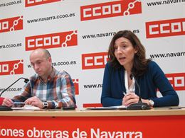 """CCOO reivindica """"la mejora del poder adquisitivo"""""""