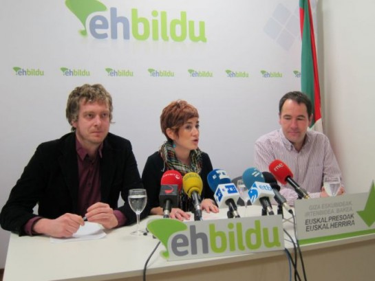 El PSOE desmiente los contactos entre Bildu y el PSN para echar a Barcina