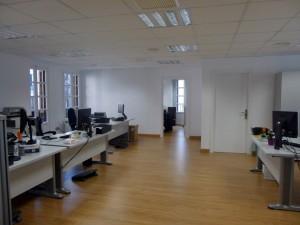 Cerrado provisionalmente el registro auxiliar de Casa Seminario, por las obras para instalar una oficina de turismo
