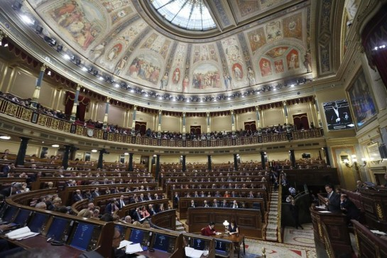 Nuevas obras de rehabilitación en el Congreso de los Diputados costarán cuatro millones de euros