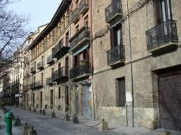 El lunes comienza la reurbanización de la Calle Recoletas de Pamplona