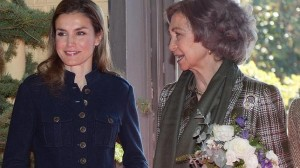 El Rey asigna sueldo a la reina y a la princesa Letizia