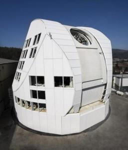 El mayor telescopio solar terrestre se ha fabricado en España y entrará en uso en 2019 en Hawai