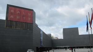 Más de cuatrocientas mil personas visitaron el Auditorio Baluarte de Pamplona en 2014
